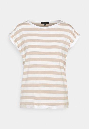 T-shirt imprimé - warm sand