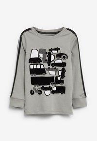 Next - 3 PACK TRANSPORT SNUGGLE  - Pyjama set - grey - 8