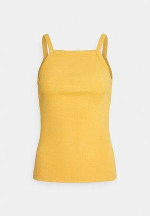 MARLEE - Top - marigold orange