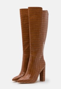 Glamorous - High heeled boots - tan - 2