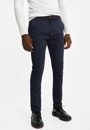 SKINNY FIT  - Chinot - dark blue
