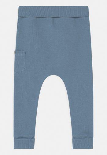 Trousers - bleu lavé
