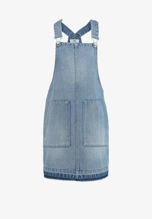 ISOKE - Denim dress - washed blue