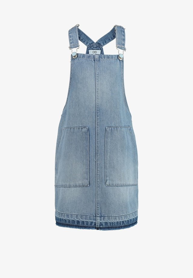 ISOKE - Denim dress - washed blue