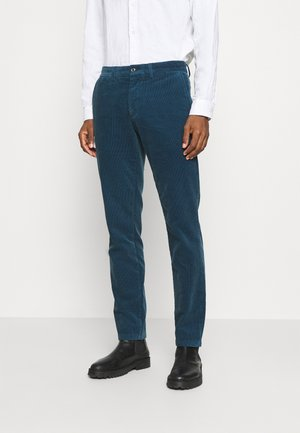 DENTON CORDUROY PANT - Trousers - blue