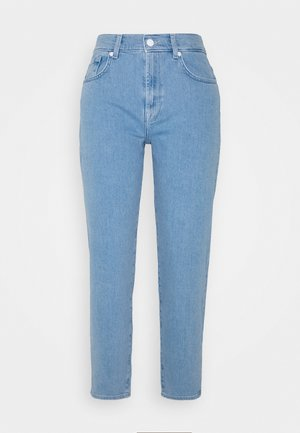 MALIA SIMPLICITY - Jeansy Relaxed Fit - light blue