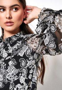 DESOTO - GELFREI - Button-down blouse - dunkelblau - 2
