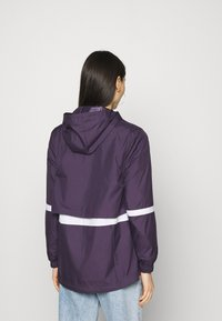 Nike Sportswear - Summer jacket - dark raisin/white - 2