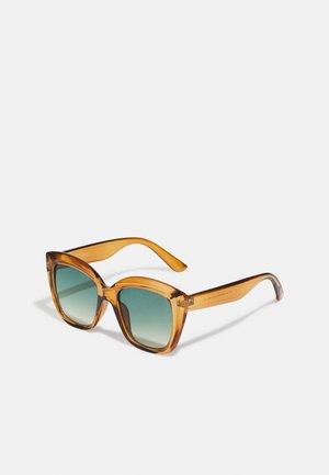 Sunglasses - mustard yellow