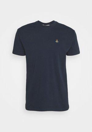 CLASSIC UNISEX - Jednoduché triko - navy