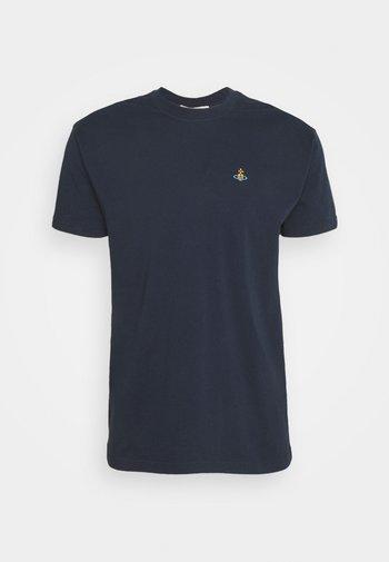 CLASSIC UNISEX - Basic T-shirt - navy