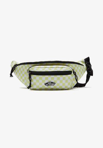 UA STREET READY WAIST PACK - Bum bag - sunny lime