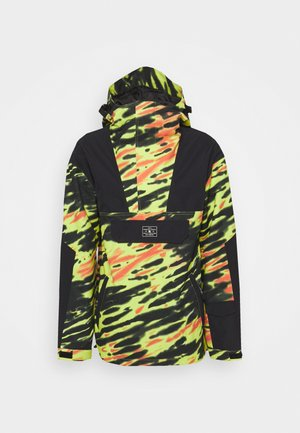 ANORAK - Snowboard jacket - sulphur spring