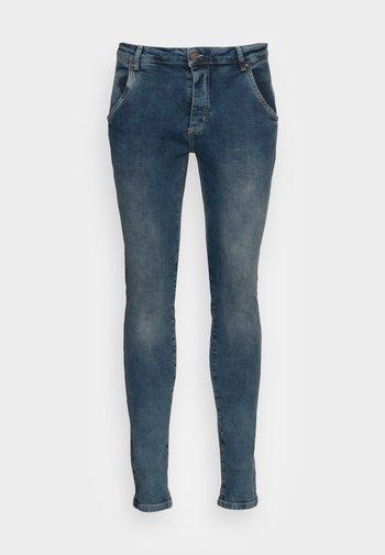 SLIM FIT - Jeans Skinny Fit - washed light blue