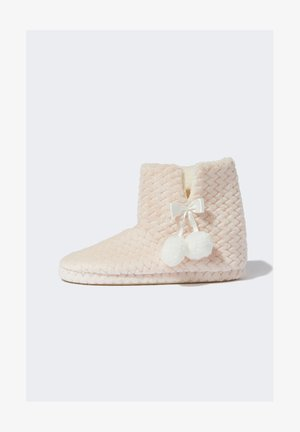 Ankle boot - pink