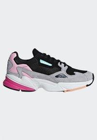 adidas Originals - FALCON - Sneakers laag - black - 6