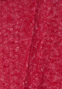 Street One - Cardigan - full red melange - 4