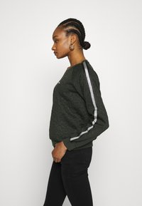 Liu Jo Jeans - FELPA CHIUSA - Sweatshirt - laurel green - 3