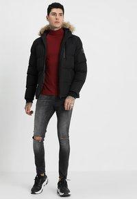Brave Soul - TRAIL - Winter jacket - black - 1