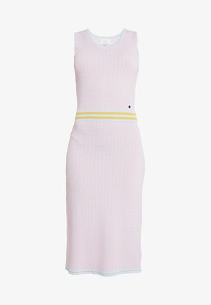 KIRSI DRESS - Maxikjole - blush