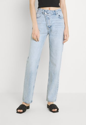 90S WRAP - Jeans relaxed fit - light blue