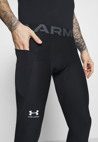 Under Armour - LEGGINGS - Leggings - black - 4