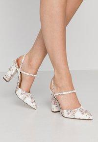 Call it Spring - GLALLA - High heels - white/multicolor - 0