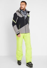 Phenix - ARROW - Pantaloni da neve - yellow green - 1