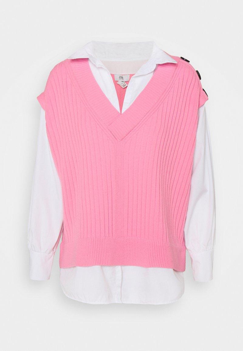 River Island Petite - Blouse - pink light