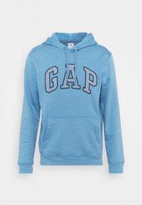 GAP - FILLED ARCH - Sweatshirt - jasper blue - 4