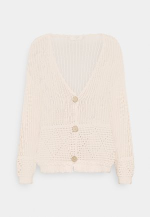 CELESTE CARDIGAN - Vest - peach dust