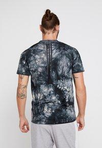 adidas Performance - FREELIFT PARLEY SPORT T-SHIRT - Sports shirt - black - 2