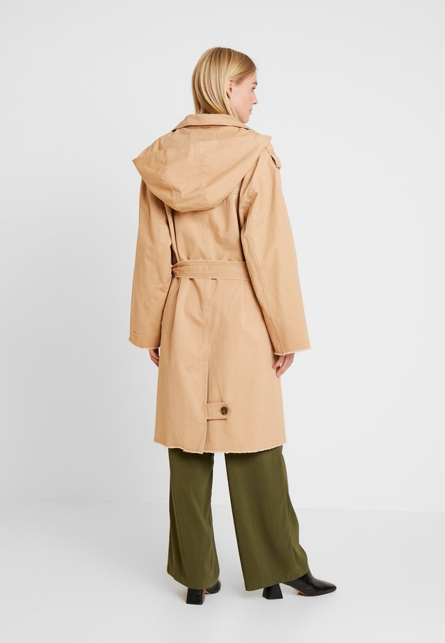 STORMY LONG - Trenchcoat - normad
