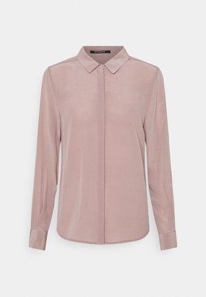 LILLIE CORINNE  - Button-down blouse - dusty violet