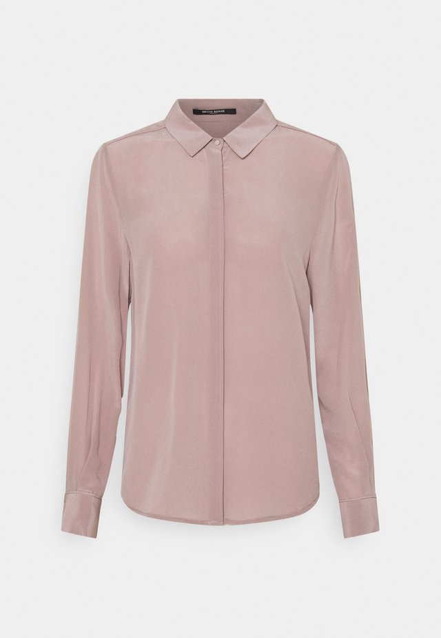 LILLIE CORINNE  - Button-down blouse - dusty violet