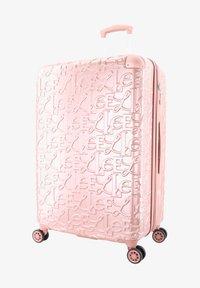 ELLE - Wheeled suitcase - pink - 0