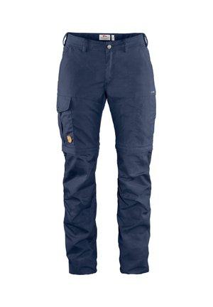 KARLA PRO ZIP - Outdoor trousers - dunkelblau (295)