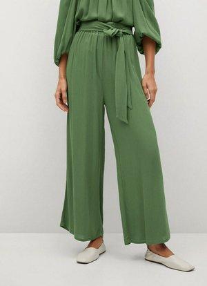 Pantalon classique - verde