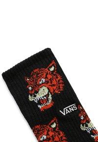 Vans - MN ROWAN CREW (9.5-13, 1PK) - Socks - black - 1