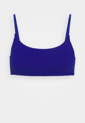 SUNNY STRUCTURE SWIM - Bikiniöverdel - bright blue
