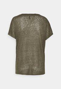 ONLY - ONLPIPER - T-shirts med print - kalamata - 1