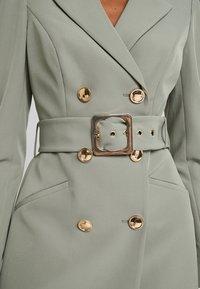 Forever New - BERNADETTE BELTED BLAZER DRESS - Day dress - khaki - 4
