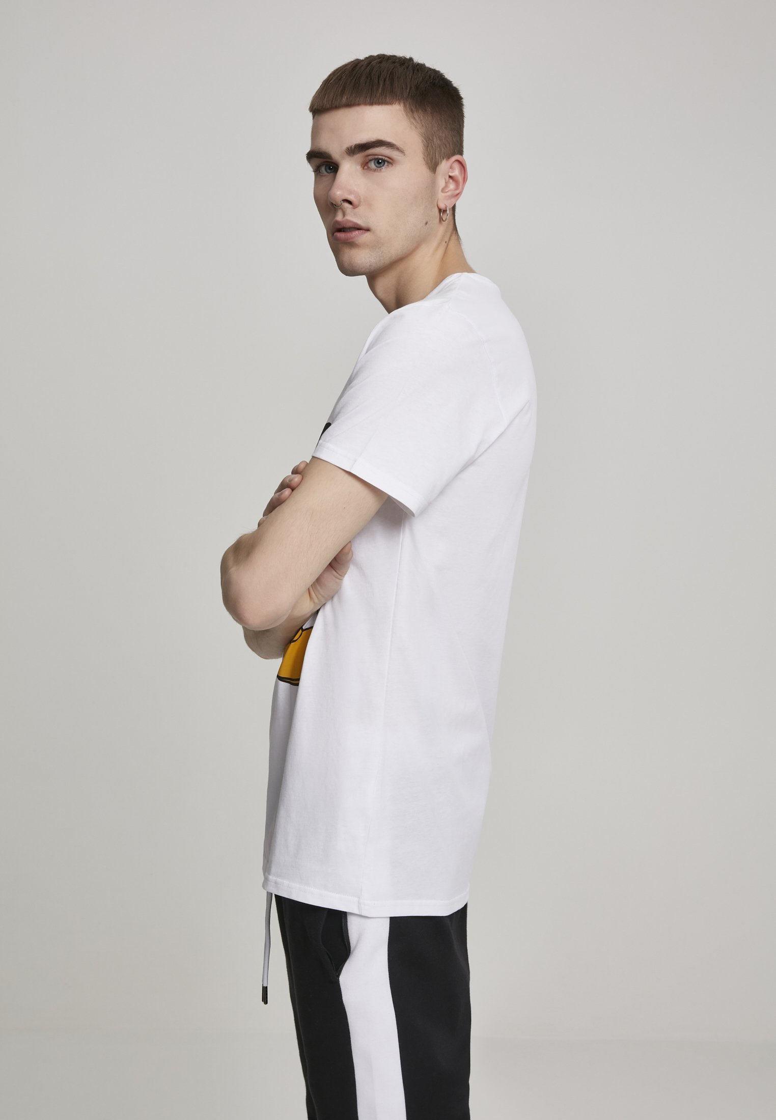 Mister Tee MICKEY MOUSE  - Print T-shirt - white ndkOP