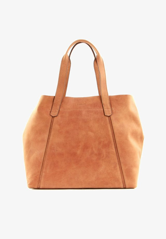 PARIS - Tote bag - tan
