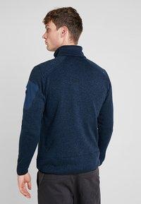 CMP - MAN JACKET - Fleece jacket - inchiostro - 2