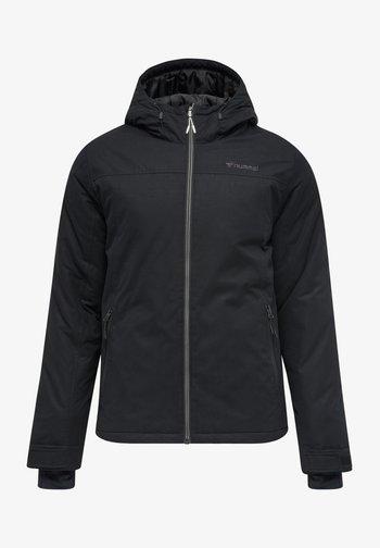 HMLLERONZO - Outdoor jacket - black