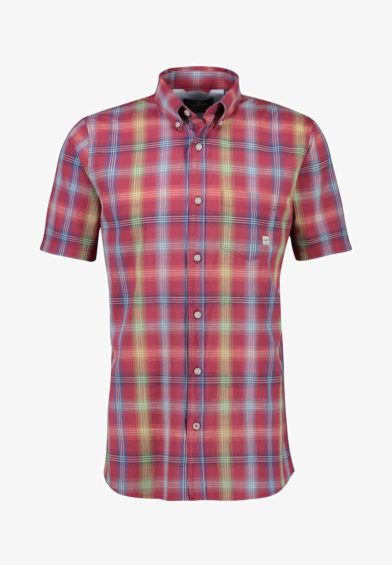 LERROS - REGULAR FIT  - Shirt - rose hip red