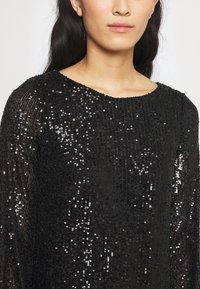 Wallis - SHIFT DRESS - Juhlamekko - black - 5
