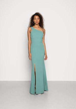SUZANNA ONE SHOULDER DRESS - Ballkjole - sage green