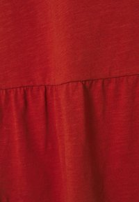 edc by Esprit - SLUB - Jersey dress - terracotta - 2